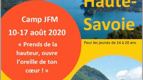 JFM en Haute-Savoie – août 2020