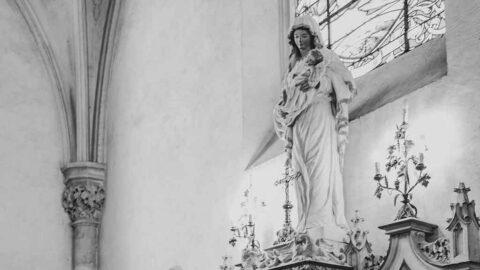 La nativité de la Vierge Marie