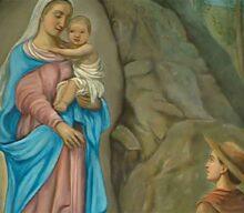 A la suite de Benoite, se laisser éduquer par Marie